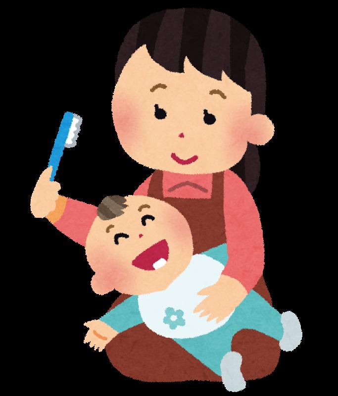 赤ちゃんの歯磨きはいつから始める?嫌がる場合のガーゼの使い方は?