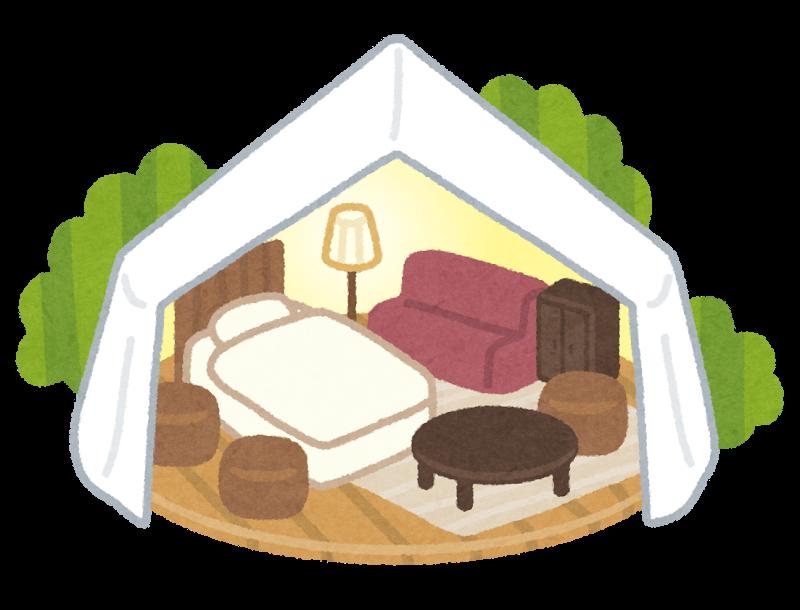 女性におすすめのキャンプ場、サンタヒルズでの冬キャンプとアクセス