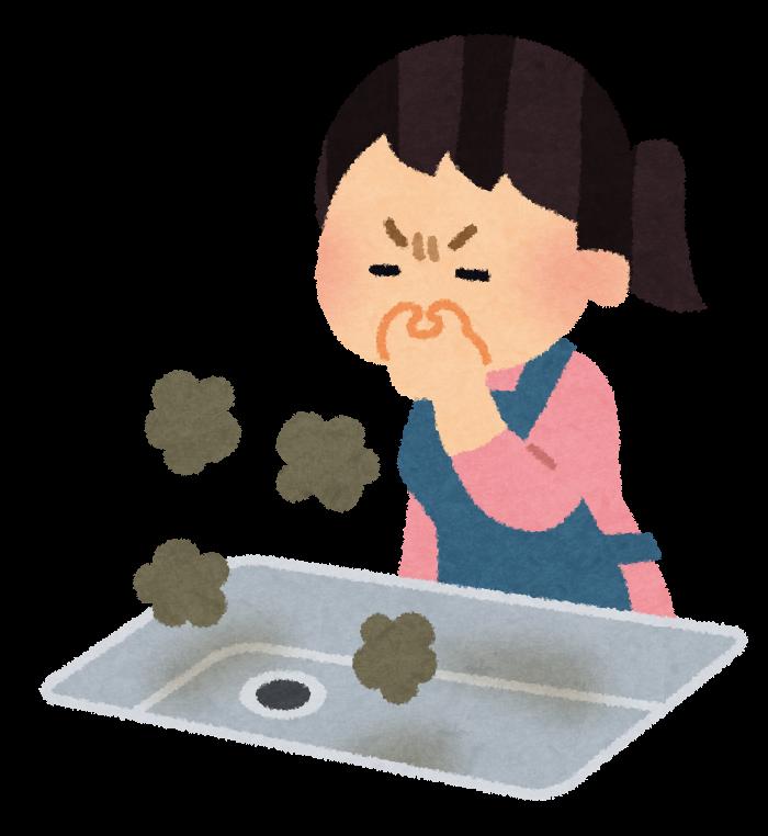 台所排水溝のぬめりやつまりの原因、きれいに保つ方法は?