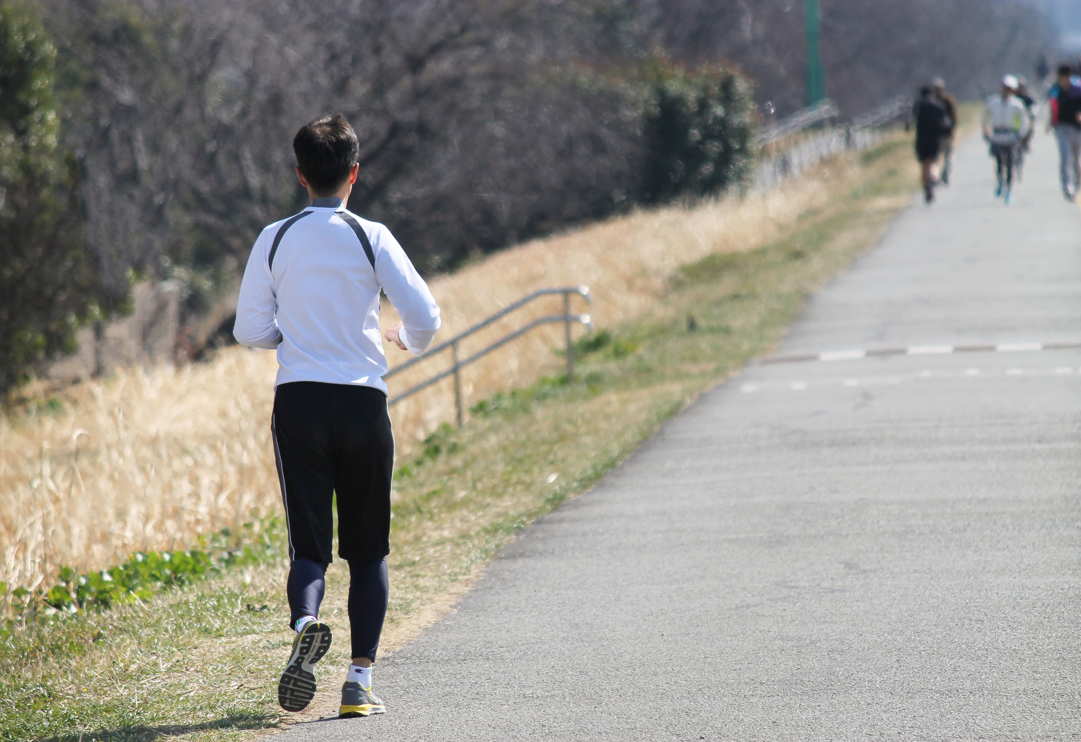 小川和紙マラソンに参加してみてのコースや駐車場、全体について