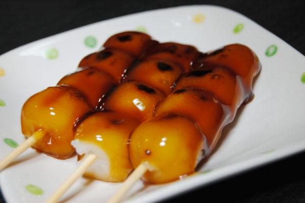 みたらし団子と豚バラ肉を使ってアレンジ、簡単おつまみ!