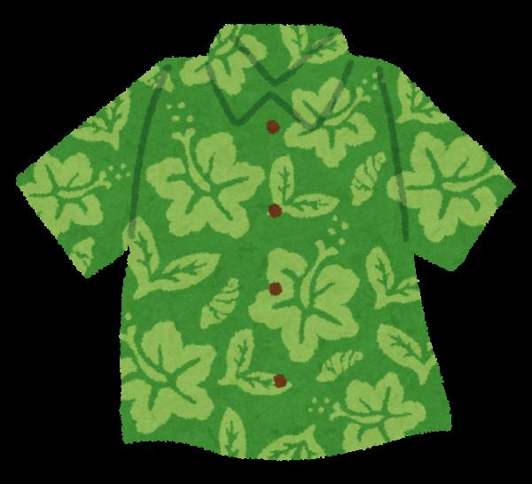 アロハシャツのサイズ選び方!ハワイでは高い!試着できる店舗(国内)