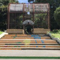 智光山こども動物園の様子と園内地図・ふれあい広場について紹介