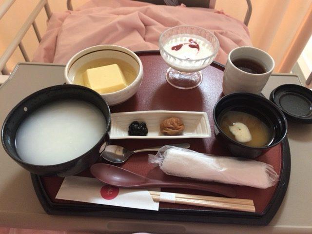 川越愛和病院朝食