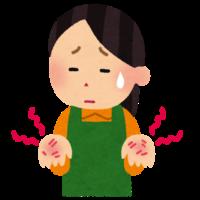 赤ちゃんの育児で手荒れ!ハンドクリームが効かない時の対策