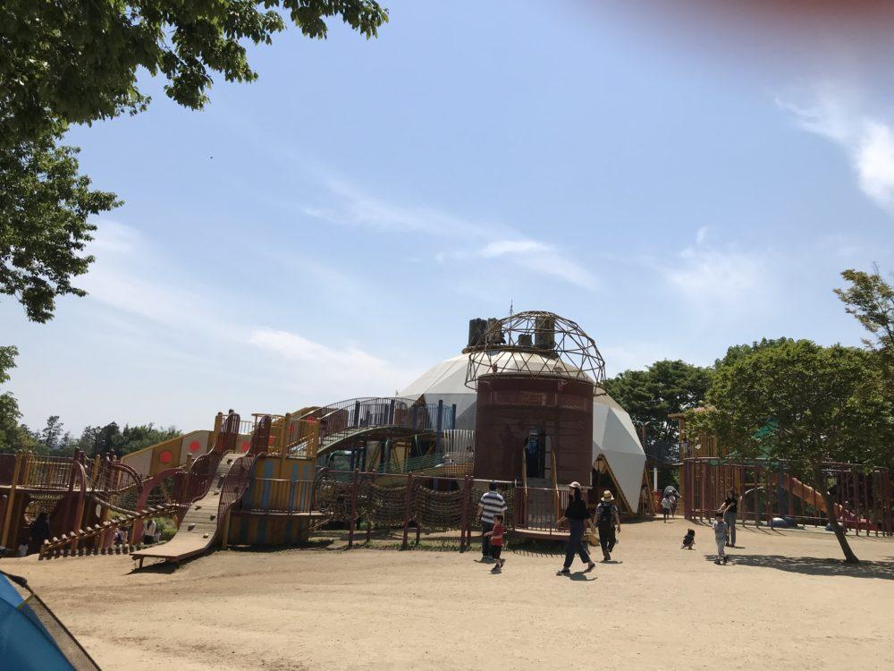 森林公園むさしキッズドーム