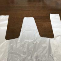 レジ袋を開くときコロナウイルス感染を予防する開け方の裏ワザ
